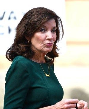 Hochul said the ongoing crisis at Rikers meant there was no time to wait.