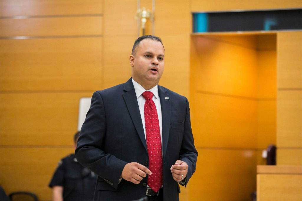 Queens Attorney Jose Nieves was named JCOPE chairman.