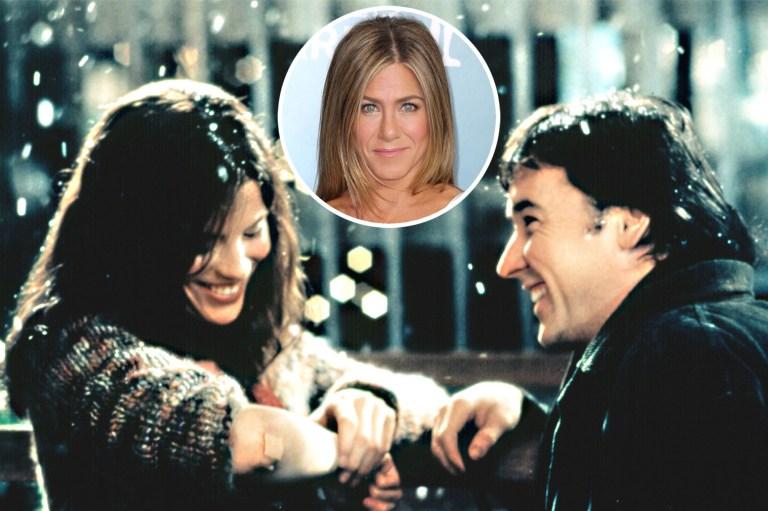 Jennifer Aniston passed on 'Serendipity' to avoid doing rom-com