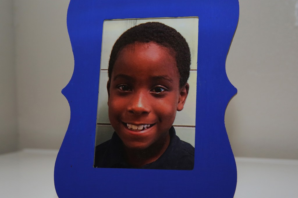 Bronx 13-year-old Jose Peredes was shot while playing basketball at Hunts Point Playground on October 7, 2021.