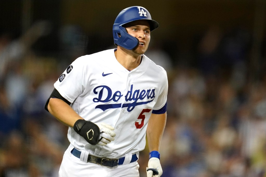 Corey Seager is one big name the Yankees could pursue at shortstop this offseason.
