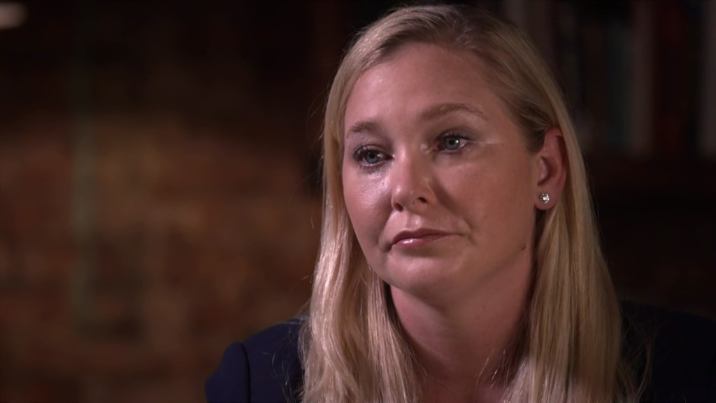 Virginia Roberts-Giuffre talks about how she was trafficked by Jeffrey Epstein and allegedly had sex with Prince Andrew when she was 17.