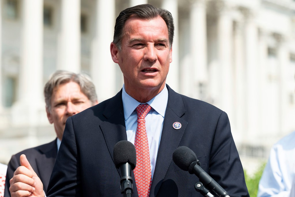 Representative Tom Suozzi made an announcement on October 9, 2021 that he will be backing incumbent Buffalo Mayor Bryon Brown in the upcoming election.