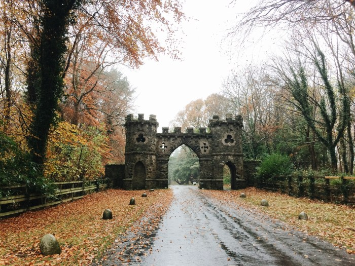 Tollymore Forest Park – Irlanda do Norte