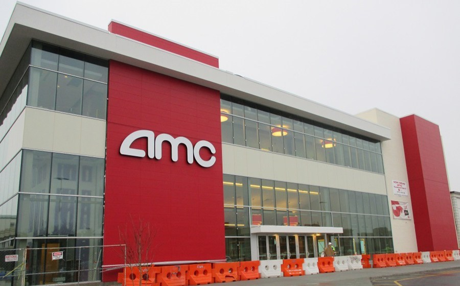 E W  Howell completes renovation of 43 756 s f AMC movie theater     AMC Theater at the Roosevelt Field Mall   Garden City  NY