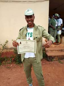 my nysc experience