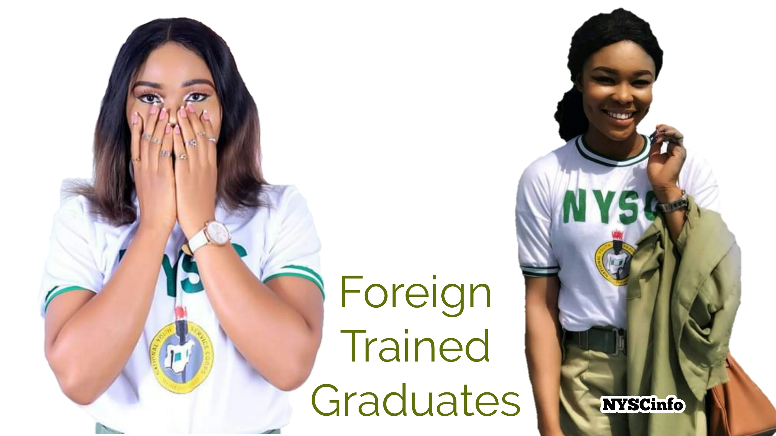 NYSC Certificate Verification for Foreign Graduates