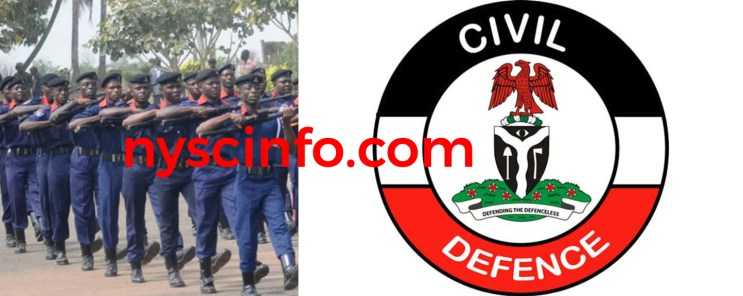 Apply for NSCDC Federal Government Recruitment 2019