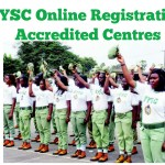 Nysc accredited registration centres