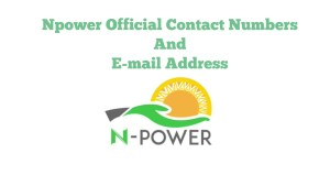 How To Contact Npower