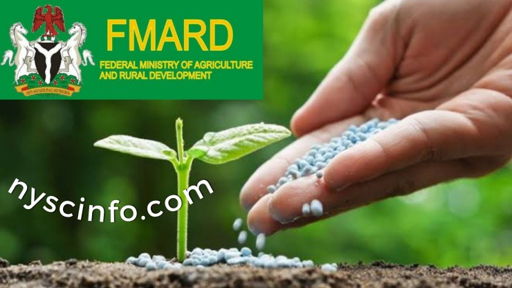 Fertilizer Subsidy Grant For AFJP Farmers (1st Batch) Approved by FG
