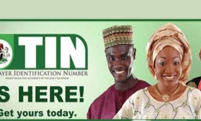 TAX Identfication Number (TIN) In Nigeria