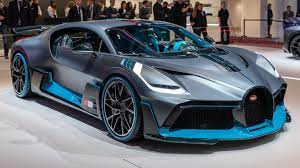 Current Most Expensive Cars