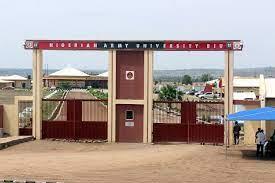 Nigerian Army University Matriculation 2021