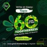 Green Diamond Essay Competition