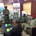"COMMENCEMENT OF 2016 BATCH ""B"" ORIENTATION COURSE FOR PCMs DEPLOYED TO ONDO STATE"