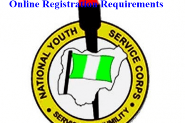 Requirements For NYSC Registration /Mobilization Of Graduates