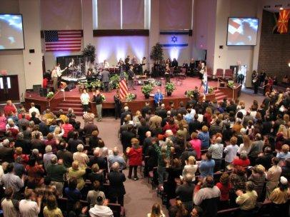 congregation photo