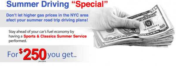 New York State Vehicle Safety & Emission Service Repairs