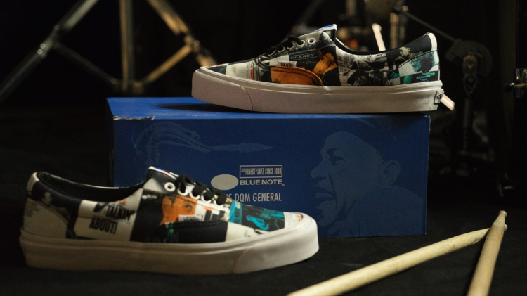 e5531748d3d74d Press Release  DQM has collaborated with Vans to produce a ...