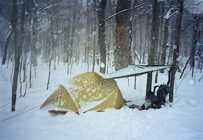 Storm-Tent