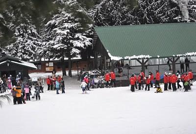 Mount Peter Ski Instructors