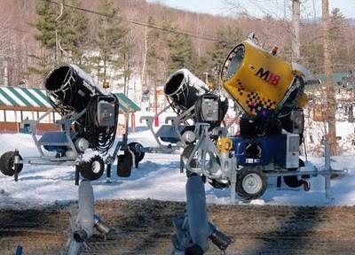 Gore Mountain's new TechnoAlpin M18