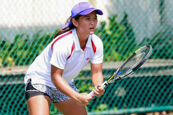 Heravita Mediana Taher, Mahasiswi UNJ yang bermimpi untuk berparisipasi membela Indonesia di Olimpiade di Cabang Olahraga Tenis.