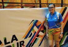 Atlet bowling putri Indonesia, termasuk Tannya Roumimper, gagal mendulang medali pada ajang SEA Games 2017, Minggu (20/8/2017). Foto: Liputan6.com.