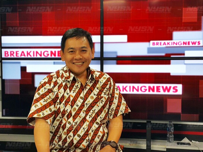 Anggota Dewan Provinsi Banten, Ir. Zaid Elhabib, MM.