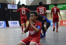 UNY vs Poliban LIMA Futsal Nationals 2017