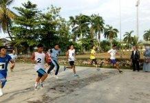 Atlet atletik Kalsel