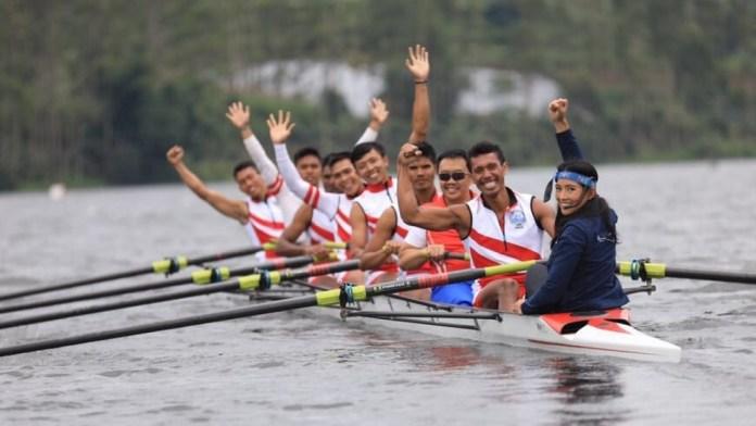 Olahraga Rowing
