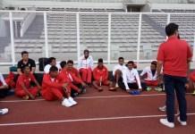 Sebanyak 13 atlet Pelatnas Asian Games 2018 akan menjalani Training Camp (TC) di Amerika Serikat selama satu bulan mulai April 2018. (Adt/NYSN)