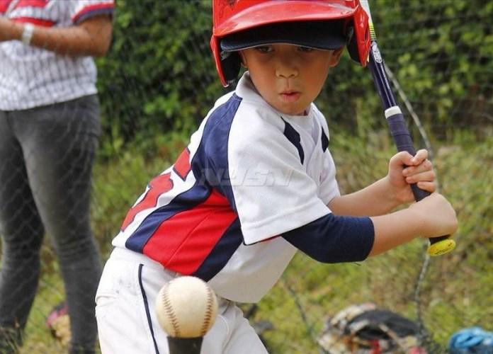Garuda Baseball Softball Academy mengelar 'Garuda Tee Ball Tournament' pada akhir pekan lalu yang berlangung di kawasan Lebak Bulus. (istimewa/Fanila Artsis)
