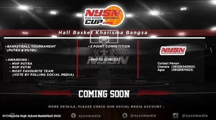 NYSN High School Basketball Cup 2018