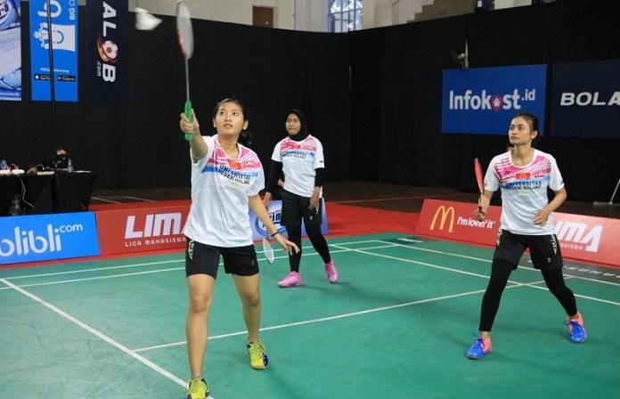 Tim putri Universitas Negeri Malang (UM) menjadi wakil Malang di fase nasional yang akan digelar di Surakarta, 1-8 Mei 2018. (LIMA)