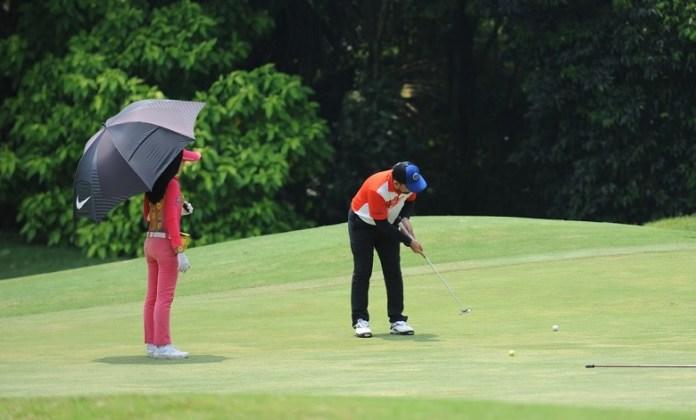 Turnamen Indonesia Ultimate Golf Series (IUGS) 2018 selanjutnya akan hadir di Gading Raya Golf Club, Serpong pada 18 April. (Pras/NYSN)