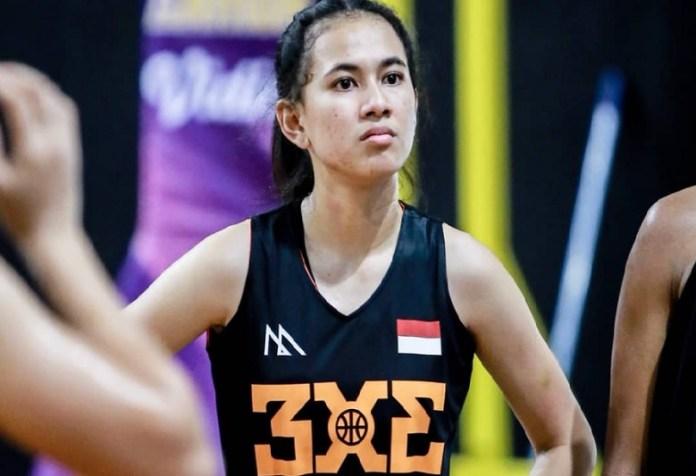 Christie Apriani Rumambi dkk dibebankan target masuk final turnamen FIBA 3X3 Usia 23 Nations League 2018, di Mongolia. (mainbasket.com)