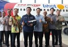 Menpora Imam Nahrawi mengaku bangga Indonesia untuk kedua kalinya dipercaya menjadi tuan rumah Motocross Grand Prix of Indonesia (MXGP). (Kemenpora)