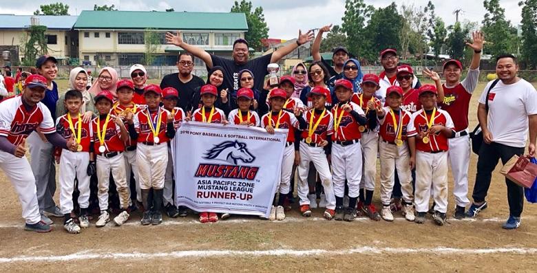 Bawa Nama Indonesia, Tim Garuda Baseball Softball Club (GBSC