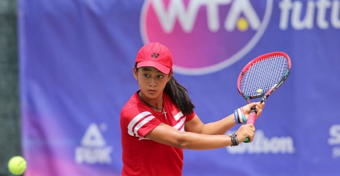 Remaja 15 Tahun Turut Bersaing Di Women's Circuit International Tennis 2018 di Solo