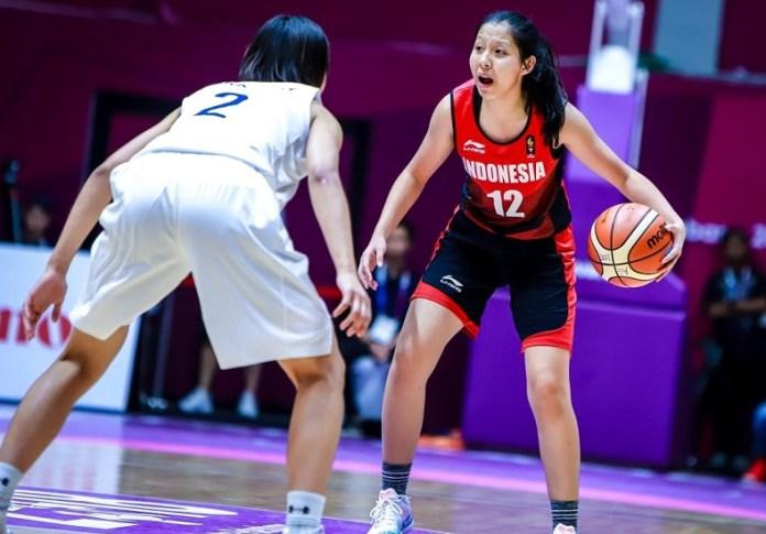 Pebasket 16 Tahun asal Malang, Adelaide Callista Wongsohardjo (12), mengaku grogi turun membela Merah Putih di laga perdana sekalgus ajang debutnya di event Asian Games XVIII/2018. (mainbasket.com)