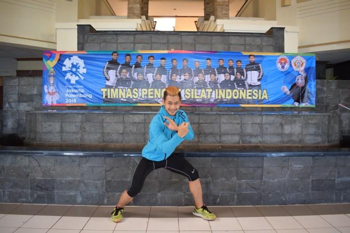 Hanifan Yudani Kusuma salah satu atlet berbakat dalam olahraga pencak silat Indonesia