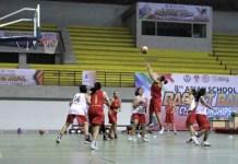 Timnas Basket Pelajar Putri Indonesia, gagal total meraih satu pun kemenangan di kejuaraan basket pelajar Asia 2018, di GOR Among Rogo, Yogyakarta. Menurut sang pelatih, Tjetjep Firmansyah, kendala terbesar adalah kurangnya durasi waktu persiapan. (sumeks.co.id)