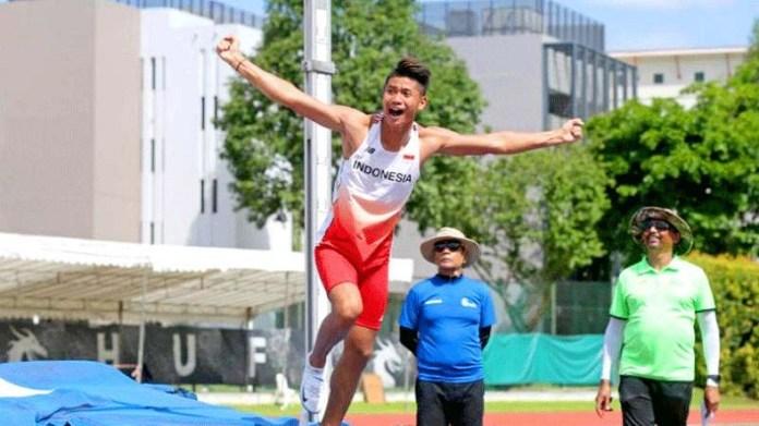 Atlet lompat galah Idan Fauzan Richsan tak diprioritaskan menuju Olimpiade 2020, Tokyo, Jepang, namun akan diikutsertakan dalam SEA Games dan Kejuaraan Asia. (antara)