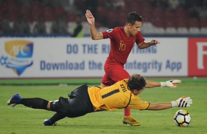 Jika sanggup mengandaskan Qatar, saat laga kedua Grup A Piala Asia U-19, pada Minggu (21/10), di Stadion Utama Gelora Bung Karno (SUGBK), Senayan, maka akan membuka peluang Egy Maulana Vikri dan Kolega lolos ke fase 16 Besar. (Pras/NYSN)