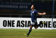 Menyandang status juara bertahan Piala AFC U-19, membuat skuat Masanaga Kageyama jadi unggulan teratas di Piala AFC U-19 2018. Tiap kontestan disinyalir bakal inferior saat menghadapi tim sekaliber Jepang, yang kini dimotori Lionel Messi Asia, Takefusa Kubo. (AFC.com)