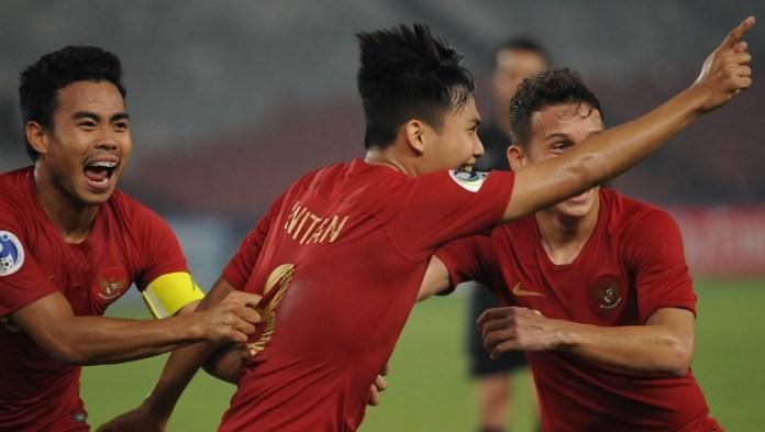 Timnas U-19 melakoni laga hidup-mati dalam matchday terakhir babak penyisihan grup A kompetisi sepak bola Benua Asia, Piala Asia U-19 2018, kontra sang pemuncak klasemen, Uni Emirat Arab (UEA) U-19, pada Rabu (24/10). (Pras/NYSN)