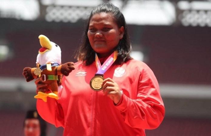 Anak Penjual Tempe Raih Emas Asian Para Games 2018, Suparniyati: Ini Hasil Buruk
